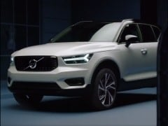 Volvo XC40 To Make Its Global Debut: All You Need To Know