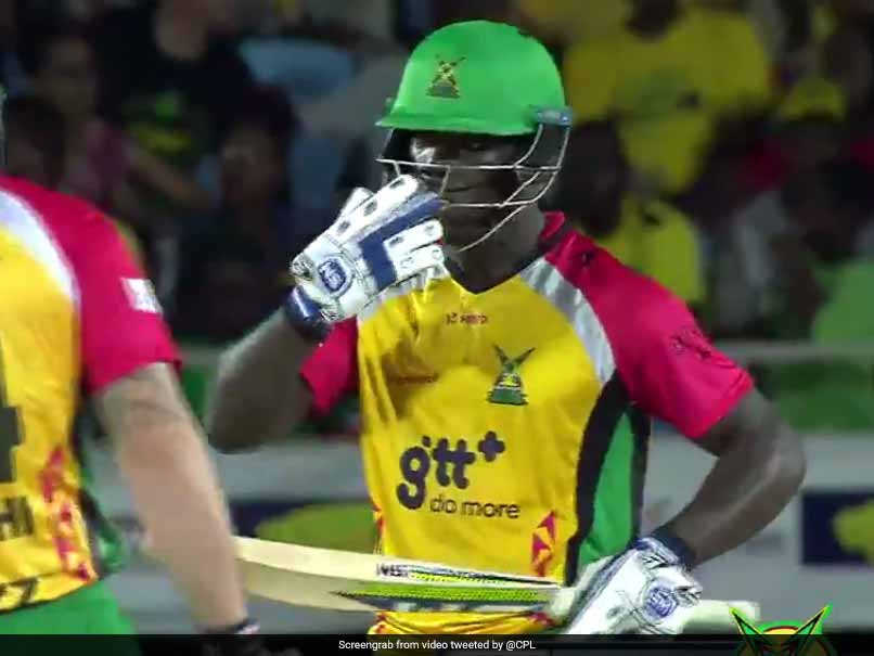 Watch: After Being Sledged, Batsman