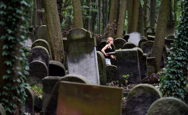 In Warsaw, Youths Rescue Europe's Largest Jewish Cemetery