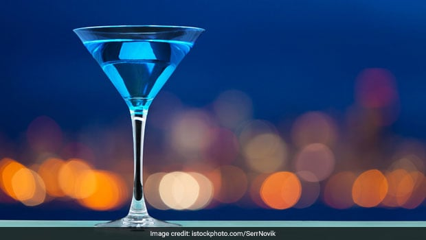 Move Over Red and White Wine; #BlueWine is the Next Big Trend to Look Out For!