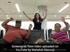 Woman Stranded At Airport Dances The Night Away. Video Is Viral