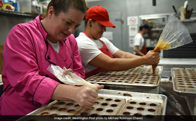 She Gave Up $100,000 A Year Job In Banking To Seek 'World Chocolate Domination'