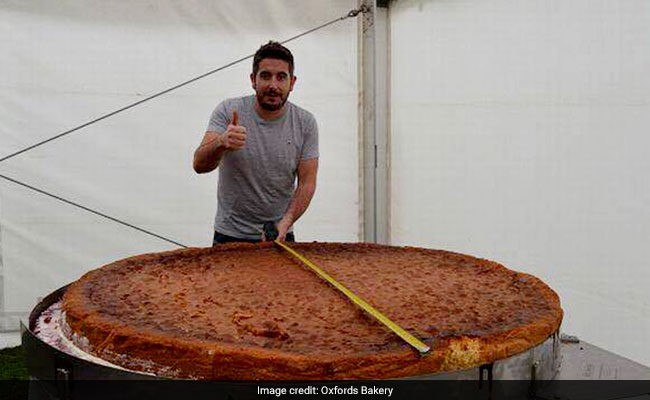 World big cake
