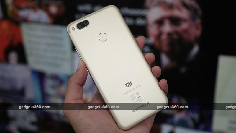 Xiaomi Mi A1 भारत में लॉन्च, दो रियर कैमरे वाले इस फोन में है स्टॉक एंड्रॉयड