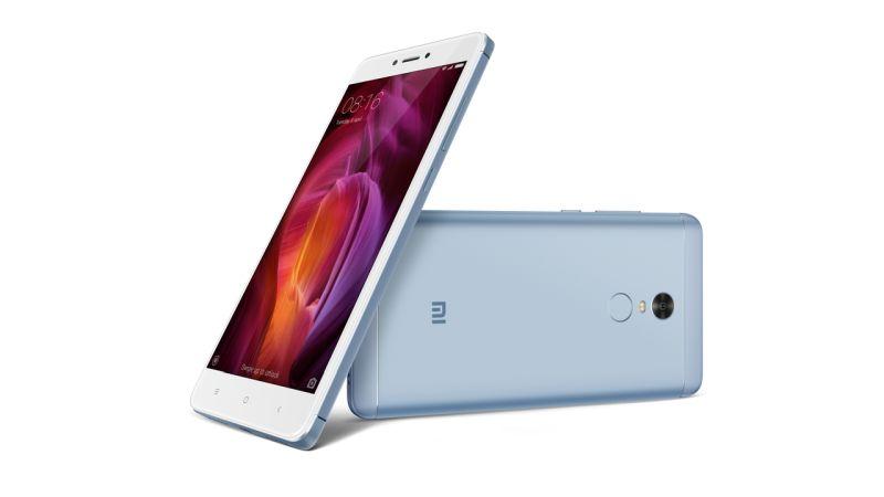 Xiaomi Redmi Note 4 Lake Blue वेरिएंट आज से भारत में मिलेगा