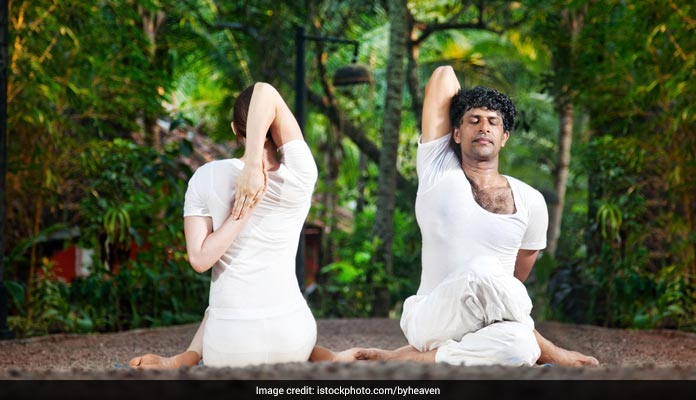 Yoga At Work For Instant Relief From Acidity