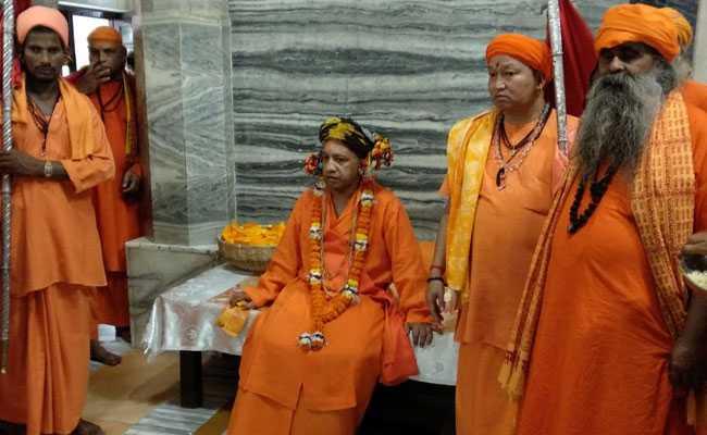 For Yogi Adityanath, 5 Days Of Dussehra At Gorakhnath, Grand Diwali Plan In Ayodhya
