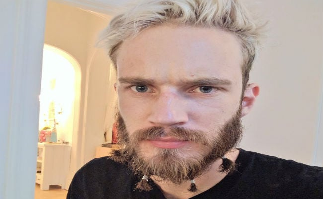 youtube star pewdiepie twitter 650
