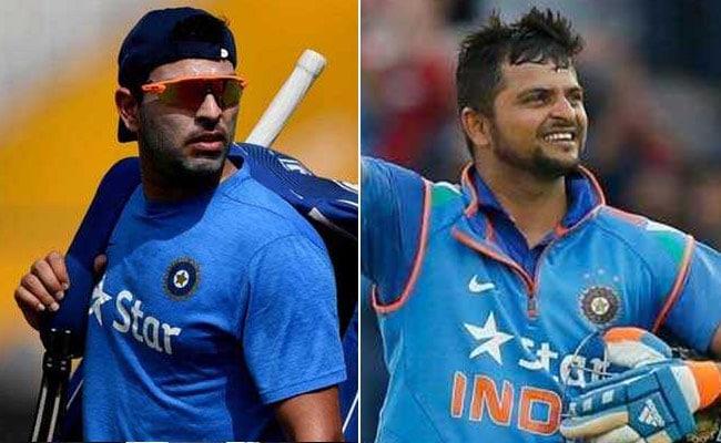क्या युवराज सिंह और सुरेश रैना का अंतरराष्ट्रीय करियर खत्म हो गया है?