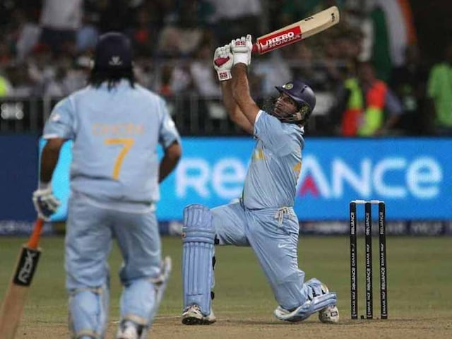 India Vs England, T20 World Cup 2007: The Day Yuvraj Singh Took ...