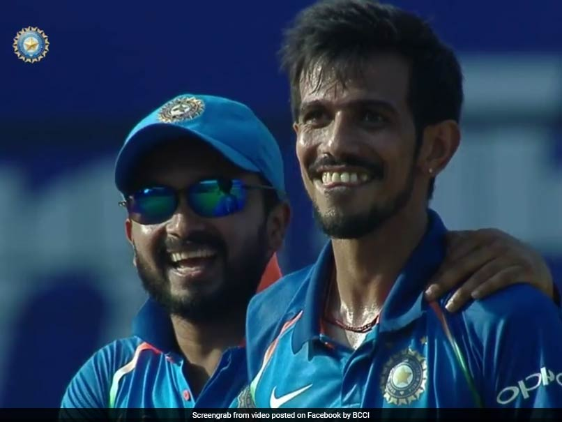 India Vs Australia, 3rd ODI: Yuzvendra Chahal Tricks Glenn Maxwell Again, Teammates Can