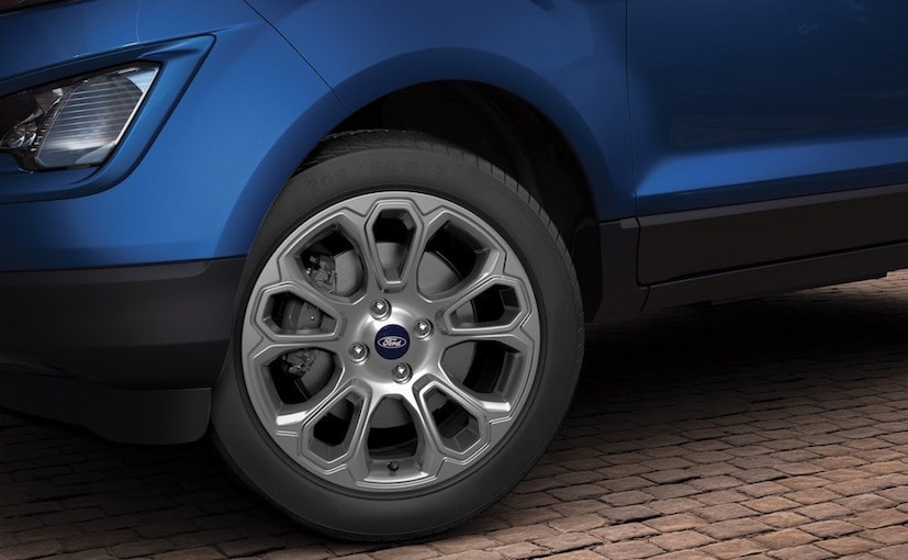 2017 ford ecosport alloy wheels