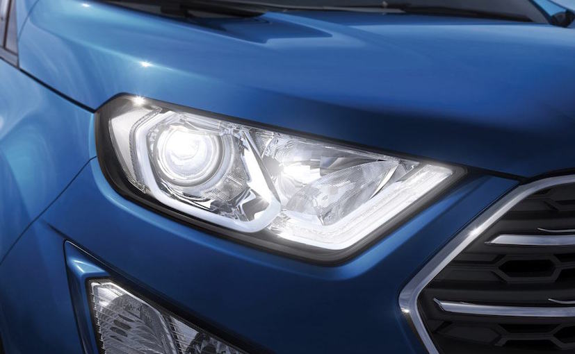 2017 ford ecosport headlights