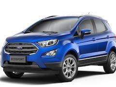 2017 Ford EcoSport Launch Date Revealed