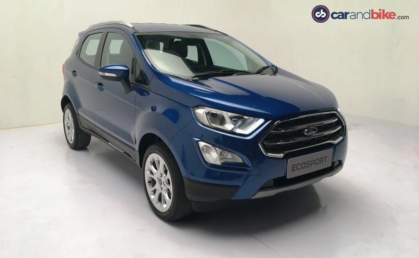 exclusive 2017 ford ecosport unboxed in india ndtv. Black Bedroom Furniture Sets. Home Design Ideas