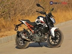 KTM 250 Duke Available With Exchange Offer