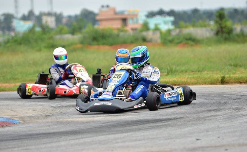 Yash Aradhaya And Arjun Rajiv Take Top Honours In FMSCI National Rotax Karting Championship