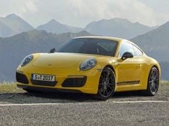 Porsche Carrera 911T With Manual Gearbox Unveiled