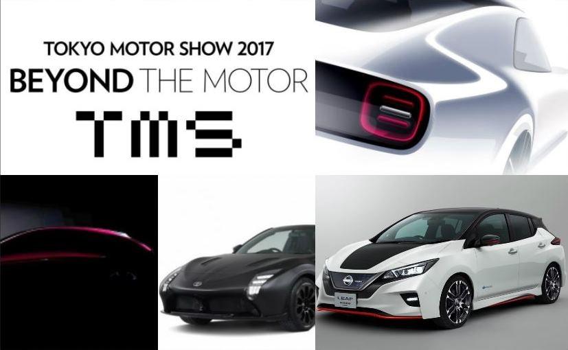 Tokyo Motor Show 2017 12 Best Cars Debut