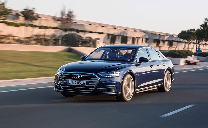 2018 Audi A8 First Drive Review