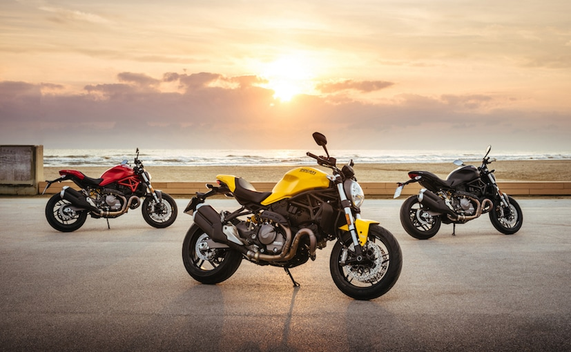 Ducati Monster 821 revealed as the original Monster marks its 25th anniversary