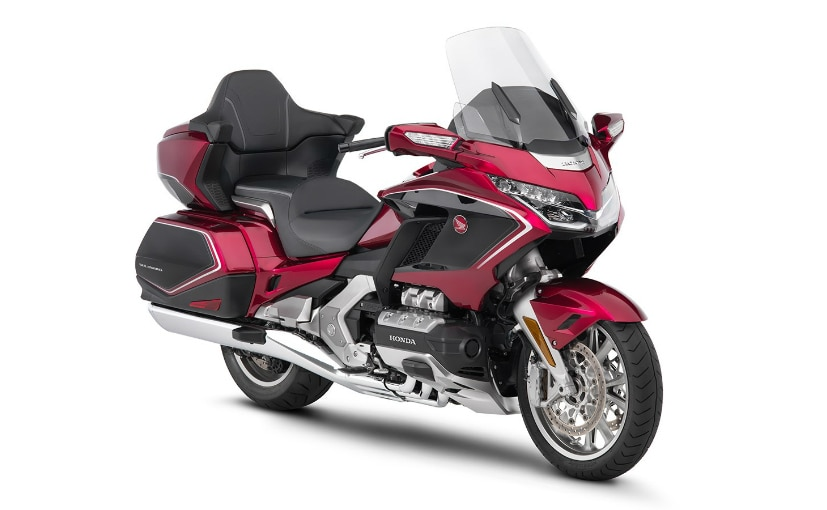 Honda 2018 Gold Wing launched at Rs. 26.85 lakhs