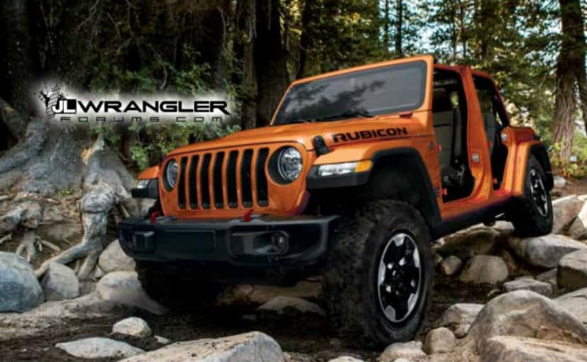 2018 Jeep Wrangler Brochure Leaked