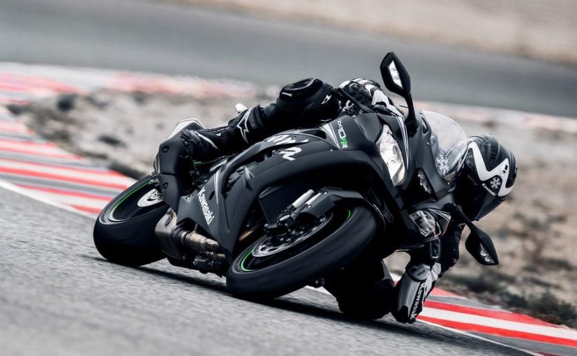 2018 Kawasaki Zx 10rr Revealed Ndtv Carandbike