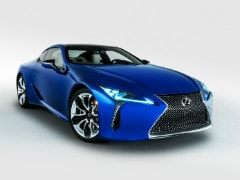 Marvel's Black Panther Inspired Lexus LC 500 Revealed