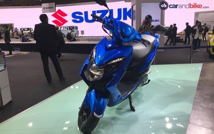 2018 suzuki 125. simple 125 2018 suzuki swish tokyo motor show 2017 throughout 125 r