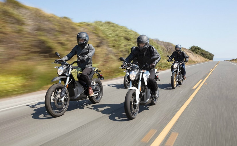 2018 Zero Motorcycles range gets better range, more power, faster charging