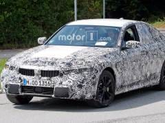 2019 BMW 3 Series Spied Testing; Shows New Tech Friendly Cabin