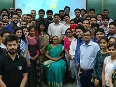 IIM Ahmedbad's 'A Day At IIMA' Concludes