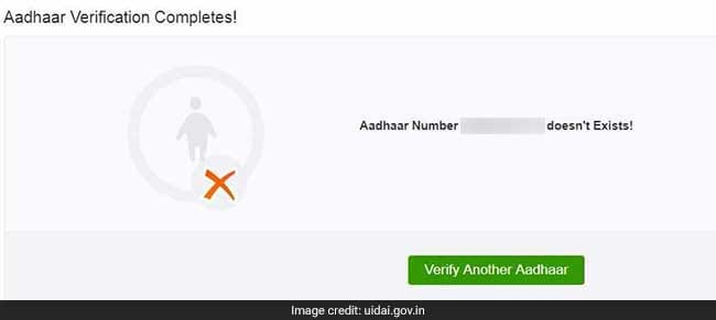 aadhaar uidai website
