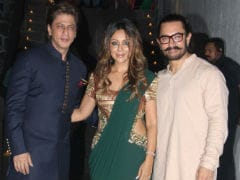 Shah Rukh Khan-Gauri, Deepika Padukone, Kareena Kapoor-Saif Ali Khan: A-List Guests At Aamir Khan's Diwali Party