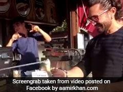 ICYMI: Ice Cream Vendor Teases Aamir Khan In Viral Video