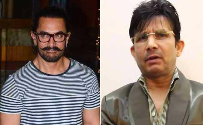 आमिर खान से लिया पंगा तो सस्पेंड हुआ KRK का ट्विटर अकाउंट, यूजर्स बोले- बेस्ट दीवाली गिफ्ट