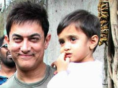 Aamir Khan Reveals Azad Cries In His Films (Just Like Dad). For The Cutest Reason