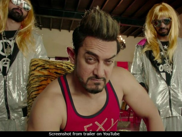 Thugs Of Hindostan Can Wait. Aamir Khan Is On Secret Superstar Duty
