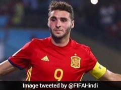 U-17 WC: Abel Ruiz Strikes Twice As Spain Beat Mali To Enter Final