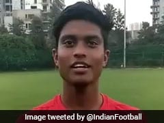 FIFA U-17 World Cup: India Star Abhijeet Sarkar Wants A Job To Support His Family