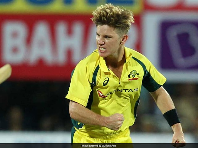 India vs Australia, 2nd T20I: What Prompted Adam Zampas Wild Celebration After MS Dhonis Wicket