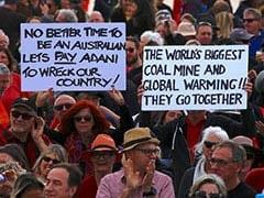 Thousands Protest Across Australia Against Adani's Coal Mine Project