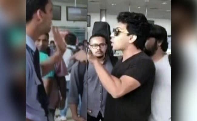 'Will Strip You': Singer Udit Narayan's Son, Aditya, Erupts At Airport