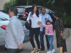 Amitabh Bachchan's Birthday: Aishwarya, Abhishek And Aaradhya Jet Set Go To Maldives