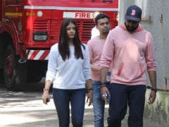 Fire Breaks Out At Aishwarya Rai Bachchan's Former Residence