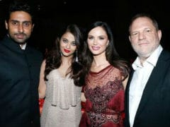 Harvey Weinstein Wanted To Meet Aishwarya Rai Bachchan Alone, Says Woman Claiming To Be Her Former Manager