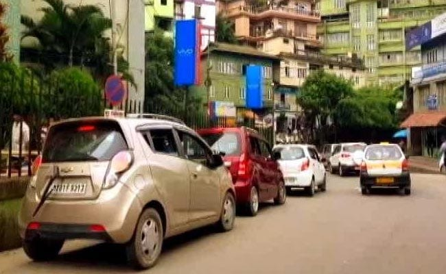 How Aizawl Became India's First City With A No Honking Policy