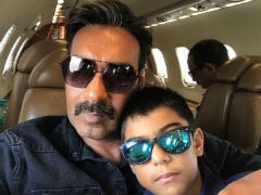 Ajay Devgn Reveals What His 7-Year-Old Son Says About <I>Golmaal Again</i>