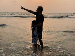 Pics From Kajol And Ajay Devgn's Goa Vacation. Seen Yet?